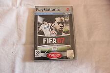 PLAYSTATION 2 FIFA 07 PLATINUM