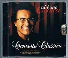 AL BANO CONCERTO CLASSICO CD F.C.