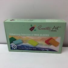 Encaustic Art Wax 16 Wax Block Colors ENHANCING Selection New in Box Painting