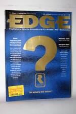 EDGE MAGAZINE N° 53 CHRISTMAS 1997 + POSTER RIVISTA USATA BUONO STATO UK 60088
