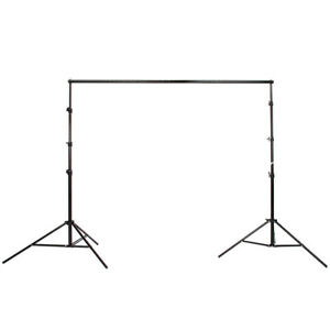 2X2M Stand Photography Studio Background Support Backdrop Photo Kit  Bag
