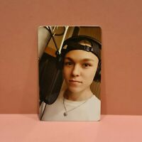 Vernon Official Photocard Seventeen Semicolon