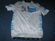TOUR DE FRANCE 2015 LCS YOUNG RIDER CLASSIFICATION CYCLING JERSEY [M] BNWT