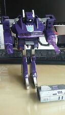 TRANSFORMERS GENERATION 1, SHOCKWAVE G1 DECEPTICON FIGURE