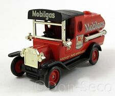 LLEDO Days Gone 8019 1920 Model T Ford Tanker Mobilgas - Die Cast