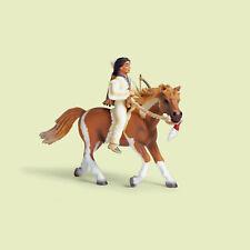 "Schleich-nuevo /""Sioux arquero de rodillas/"" /"" Sioux Archer/"" 70305 OVP-Mint en Box!!!"
