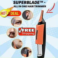 SuperBlade™ All In One Hair Trimmer Beard Grooming Clipper Shaver Electric Razor