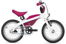 BMW Kidsbike 14 Zoll Laufrad Fahrrad Kinderfahrrad wei�Ÿ 80932413747