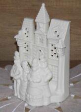 PartyLite Deko-Kerzenständer & -Teelichthalter im Weihnachts-Stil aus Porzellan