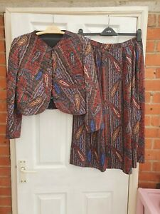 Ladies Skirt and Jacket size 12