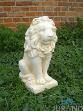 Löwe Stein Figur Skulptur Figuren Skulpturen Steinguss Figuren Statue Neu 1532