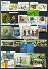 Slovenia 2011-2013 ☀  Unused - MNH CTO lot of stamps and blocks ☀ Two scans