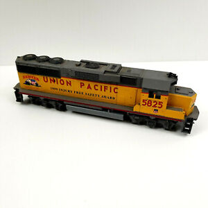 Athern/Union Pacific GP 50 Locomotive 1998 Safety Award Denver Serv Unit Tested