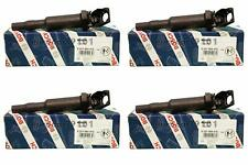 Set of (4) BMW X3 Bosch Ignition Coils 0221504470 12137594937