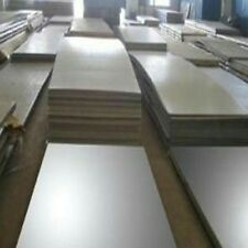 STAINLESS STEEL PLATE T316 SHEET 1500X250X4MM SPECIAL OFFER !!