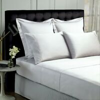 Park Avenue 500 Thread count Cotton Bamboo Sheet sets in White