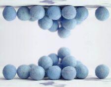 2cm LIGHT BLUE Felt Balls x20.Wool.Party Decor.Pom poms.Felt Ball.Wholesale.