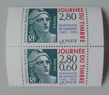France année 1995 P2934A neuf luxe ** fête du timbre provenant de carnet