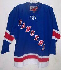 New York Rangers NHL Blue Youth Jersey  L/XL