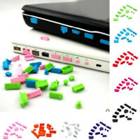 13Pcs Universal Silicone USB HDMI Port Anti Dust Plug Cover For Laptop Notebook
