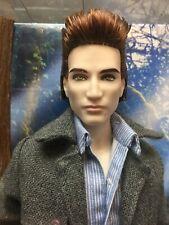 Twilight Edward Barbie. 2009, Pink Label. NIB, NRFB. MINT