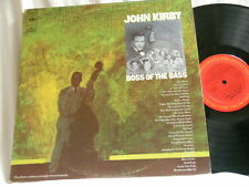 JOHN KIRBY Boss of the Bass Charlie Shavers Billy Kyle Mildred Bailey 2 LP