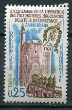 STAMP / TIMBRE FRANCE NEUF  N° 1566 ** LIBERATION DES PRISONNIERS HUGUENOTES