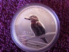 2007 1 oz Silver Australian Kookaburra