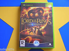 THE LORD OF THE RINGS THE THIRD AGE - XBOX
