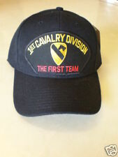 U.S. ARMY 1ST CAVALRY DIVISION THE FIRST TEAM Military Cap