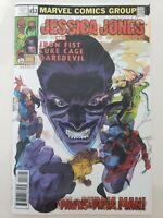 JESSICA JONES #13 (2019) MARVEL COMICS 3D MOTION LEGACY COVER! SPIDER-MAN MTU NM