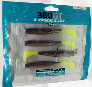 60% Off Storm 360GT Mangrove Minnow Soft Plastic Swimbait  - Pick Size/Color