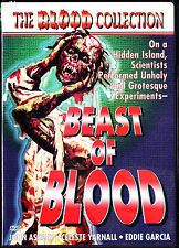 Beast of Blood (DVD, 2002) New
