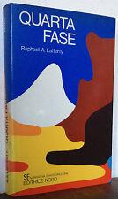 Lafferty Quarta fase SF narrativa d'anticipazione Editrice NORD 1974