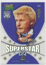 2010 Select NRL Champions Superstar GEM Ben Hannant Mint