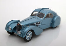 1938 Bugatti T57 SC Atlantic RHD Light Blue by BoS Models LE of 504 1/18 New!