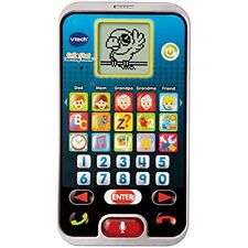 Kids Smart Phone Features 10 Realistic Phone Apps Call And Chat Learning Phone
