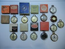 LARGE LOT of Vintage Dollar Pocket Watches
