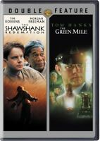 The Shawshank Redemption / The Green Mile [New DVD] 2 Pack, Eco Amaray Case
