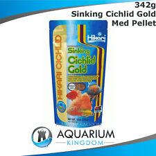 Hikari Sinking Cichlid Gold 342g MEDIUM Pellet 5mm Aquarium Tropical Fish Food