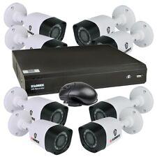 Lorex LHV00081TC8 8-Channel 1TB HD DVR Security System 8 IP66 720p Cameras