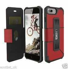 Urban Armor Gear UAG iPhone x 10 Metropolis Séries Résistant Robuste Rouge