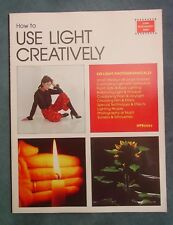 How to Use Light Creatively by HP Books (1981, Paperback)