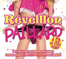 4 CD - Réveillon Paillard