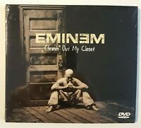 EMINEM (DVD SINGLE) : CLEANIN' OUT MY CLOSET (+ BEHIND SCENE) ♦ New & Sealed ♦
