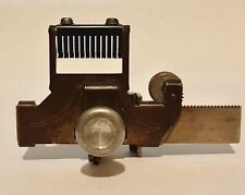 Curtis 15 Cutter used wide head assembly. Good shape w/ clamp & knob. Free ship!