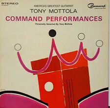 "Tony Mottola - Command Performances 1965 Command 12"" 33RPM LP (NM)"