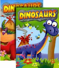 Dinosaurs Coloring & Activity Book from Little Folks