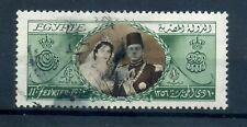 Egypt 1938 £1 used. sound but scruffy