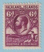 FALKLAND ISLANDS 59  MINT HINGED OG * NO FAULTS EXTRA FINE !